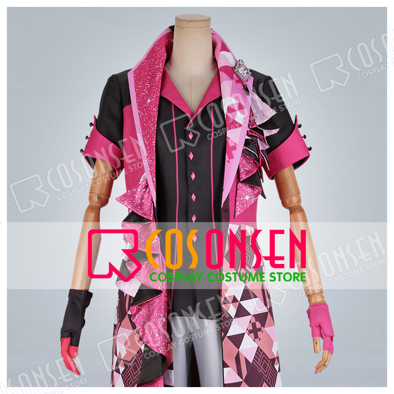 Idolish7 1st LIVE Road To Infinity Kujo Tenn Cosplay Costume new Full Set All Sizes COSPLAYONSEN adult costume-in Game Costumes from Novelty & Special Use    1