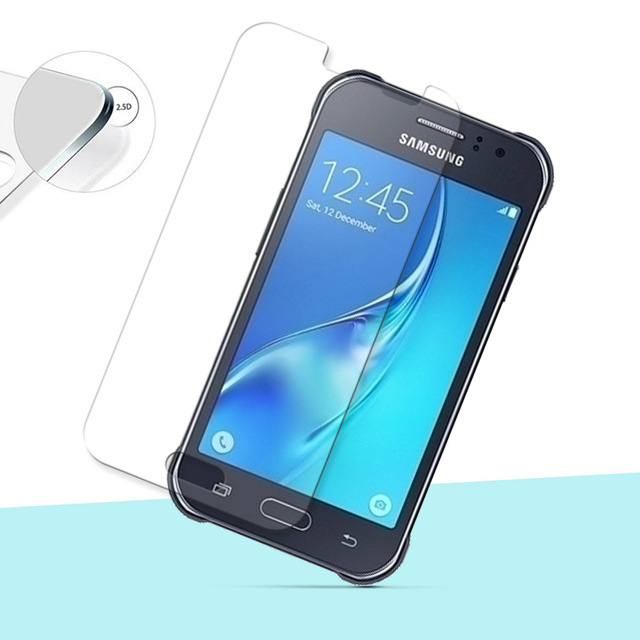 2pcs Tempered Glass For Samsung Galaxy J1 Ace Screen Protector J110