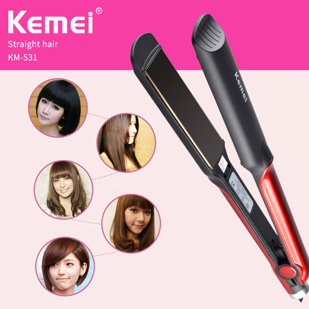 Ceramic Electric Curling Iron Large Volumes Within The Short Hair Clasp Pear Flower Head Hair Curler Does Not Hurt Air Bang Perm Straightening Irons Personal Care Appliances
