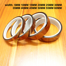 Get more info on the 30m Polyimide Tape High Temperature Gold Finger Brown 60mm Wide Insulation For 3d Printers