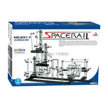 Space Rail 231 7 Funny toy Kit Rollercoaster Toys SpaceRail Level 7 educational toy
