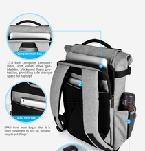 Cai Band Fashion Women Backpacks Multifunctional Large Capacity Bags Men Business Travel School Bag Waterproof Mochila