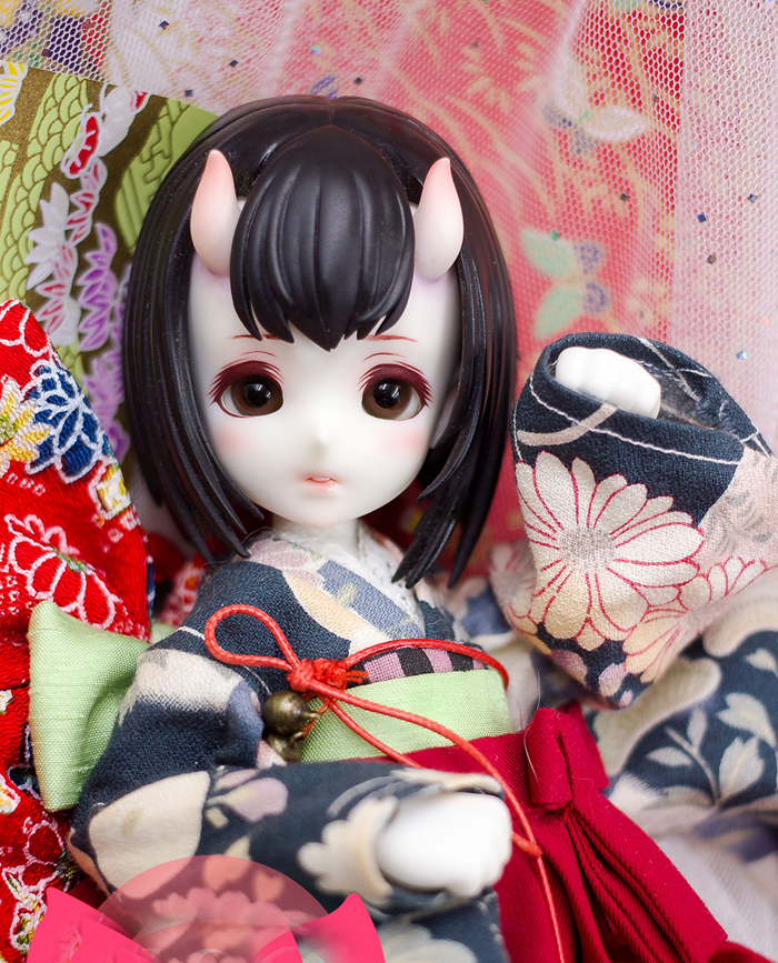 HeHeBJD 1 6 scale Aoandon resin wigs make up free eyes hot dolls resin toy gifts