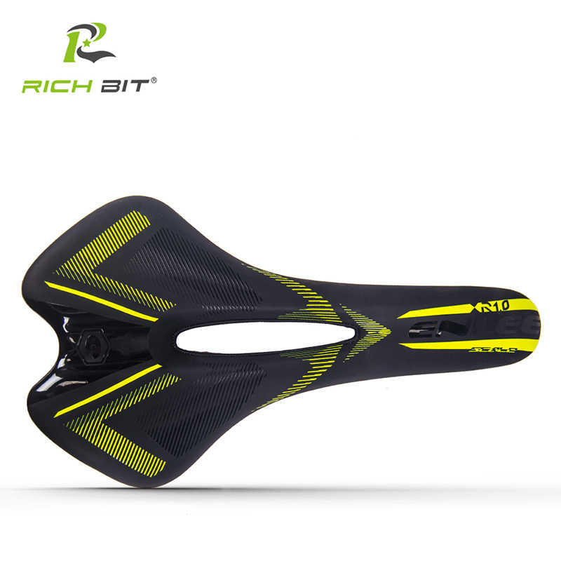Richbit جديد ebike سرج دراجة سرج دراجة السرج وسادة sillin carretera الطريق bicicleta الدراجات السرج