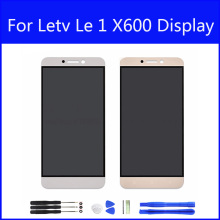 Original LCD For Letv Le 1 One X600 Display Screen Digitizer Touch Screen Glass Panel 5.5 Inch Replacement FreeTools