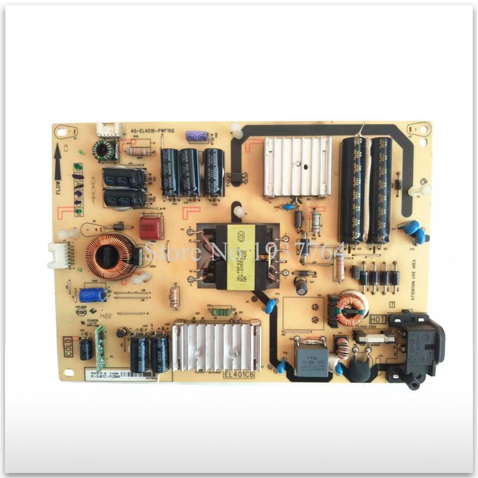 Original L42F1600E B42E650 D42E161 power supply board 40-EL4016-PWF1XG EL401C7 81 el421c7 pl200aa 40 el4216 pwf1xg new led power board
