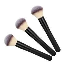 Paradise 2016 fashion design Cosmetic Makeup Brush Set Man-made fiber Foundation Powder Brush Free Shipping Apr26