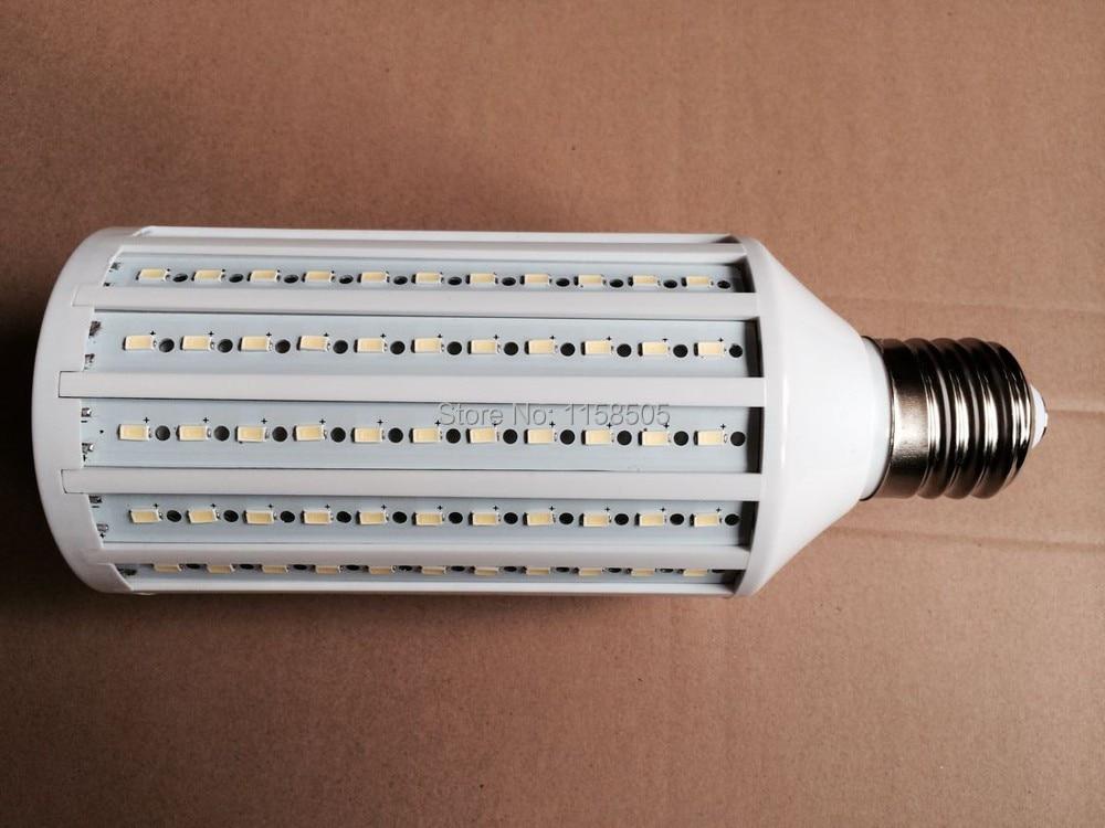 5pcs/lot Ultra bright LED Light Bulb E40 55W 5730 SMD 176 LED Chip Led Spotlight Lamps 110V/220V/230V/240V/AC White/Warm White new super bright led bulb e27 12w 16w 30w 50w 220v cold white warm white round led light lamp 5730 chip for house home office