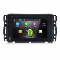 KLYDE 7 2 Din Android 8.1 8 Core 1024*600 Car Radio For GMC Yukon Acadia Tahoe 2007 2012 Car Multimedia Player Audio Stereo