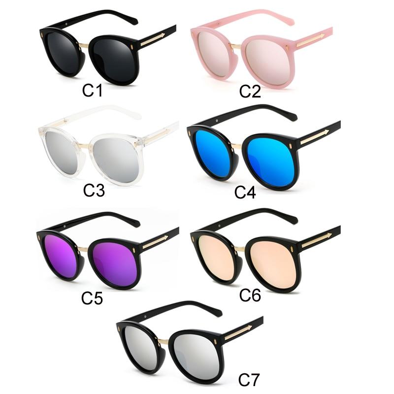 2 Polarizzati Sole Di Freccia Progettista Donne Qualità Beand Alta Occhiali 5 Guida 4 Dello Shades Moda 3 Rosa Del Specchio Da 7 6 1 qwtUvF