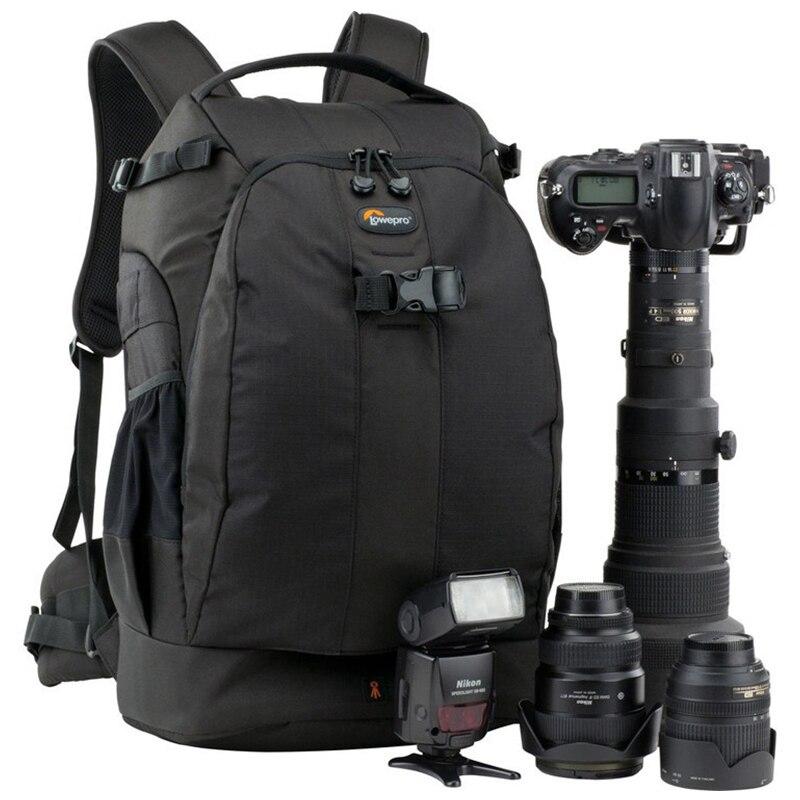 Ems atacado gopro genuíno lowepro flipside 500 aw fs500 aw ombros saco da câmera anti-roubo saco da câmera