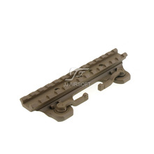 лучшая цена JJ Airsoft ARMS 19 Throw Lever Mount (Tan)
