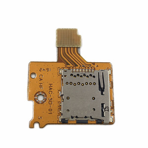 Image 5 - 10PCS New SD TF Card Socket Board For Nintend Switch Game Console Card Reader Slot Socket