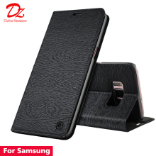For Samsung galaxy S7 S8 S9 Note 8 Leather Case for Samsung galaxy S7 edge S8 S9 Plus PU Flip cover card slot stand все цены