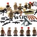 WW2 D163 Военный Солдат Танк бой building block is safety education мальчик в девочке игрушки смешно рождественский подарок
