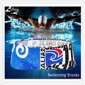 Новые Поступления Бренд мужской Купальники Моды для Мужчин Пляжные Шорты Летние Мужские Шорты Мужские Стволы Шорты SwimmingShorts SwimBoxers