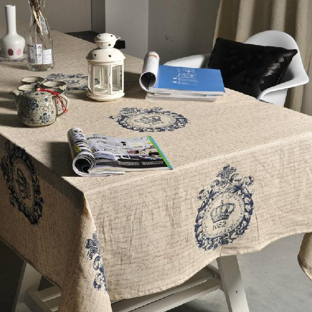 Exceptionnel Modern Linen Tablecloth Dinner Table Cover 145*100cm Home Textile Table  Cloth Free Shipping In Tablecloths From Home U0026 Garden On Aliexpress.com |  Alibaba ...