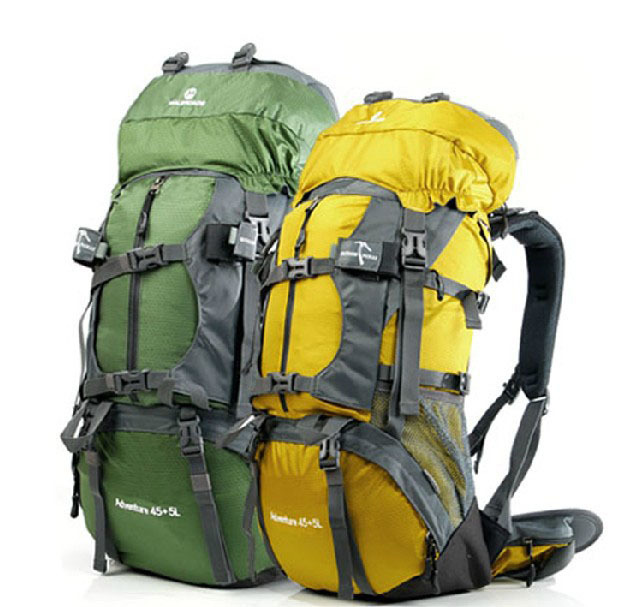 Online Shop Travel backpack mountaineering waterproof Nylon bag ...