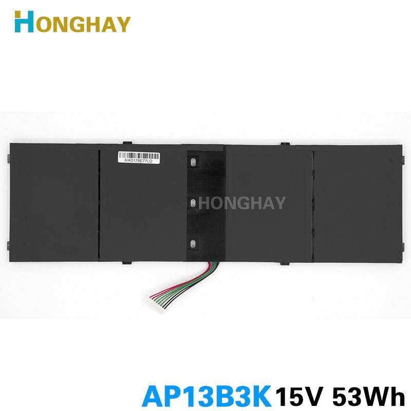 Аккумулятор для ноутбука Honghay AP13B3K для - Аксессуары для ноутбуков - Фотография 3