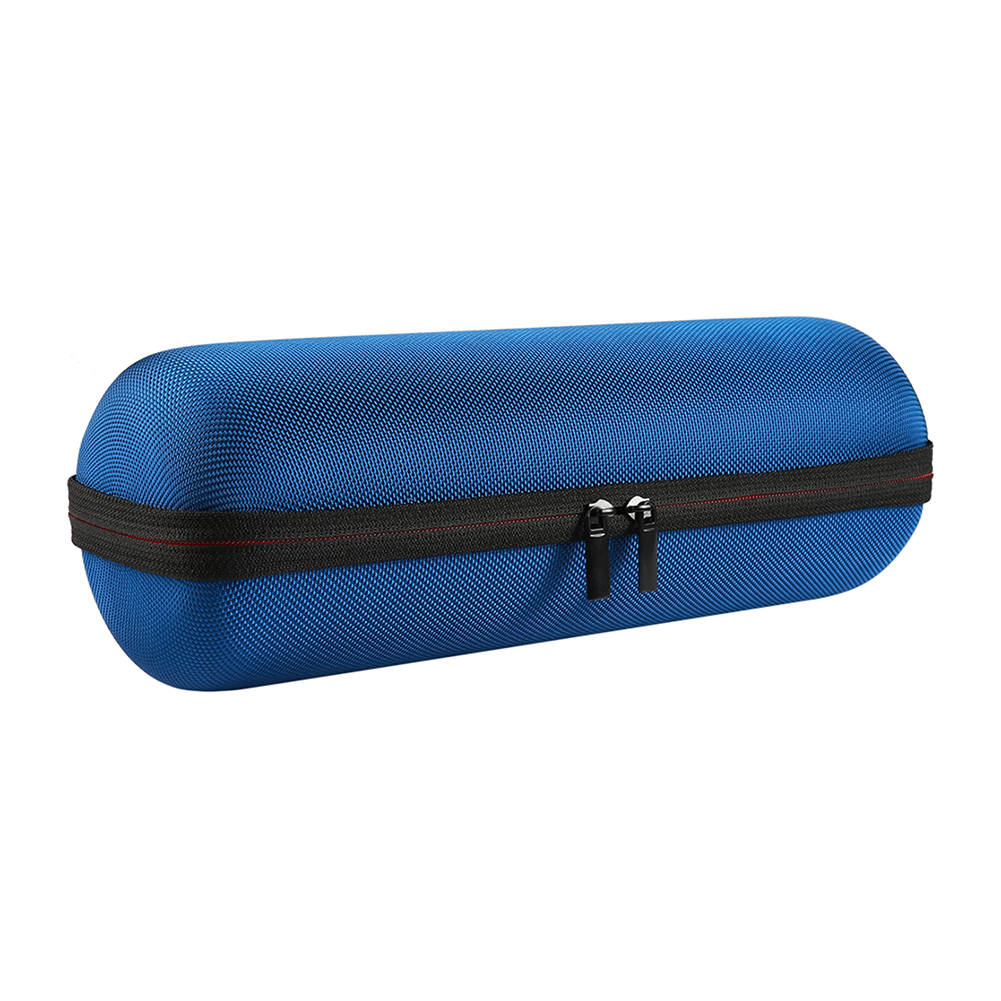 Protective Wireless Carry Speakers Boxes Cases For for JBL charge3 charge 3 Extra Space For Plug&Cables Storage Zipper Bags Blue