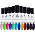 Born Pretty Soak Off UV Gel Nail Art Gel Polish 12 Candy Colors #97-108 Available