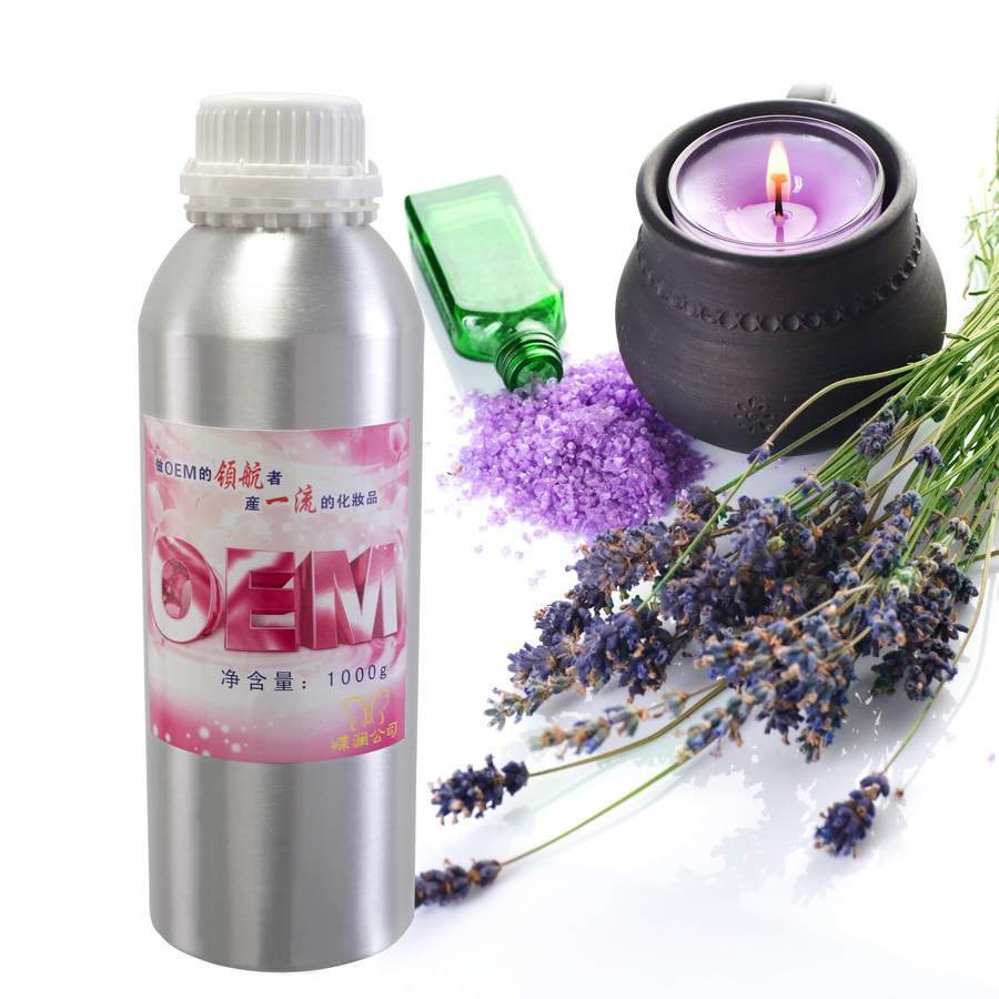 Lymphatic Drainage Compound 1000ml Aromatherapy Essential Oil Open Back Massage Beauty Products For Salon