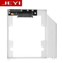 Jeyi mbp-8 оптический привод немного жесткий диск лоток все Алюминий жесткий диск кронштейн отсек кэдди для MacBook Pro