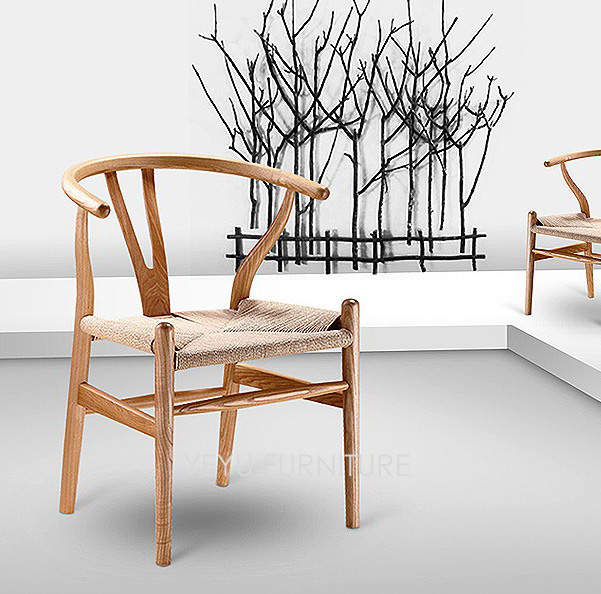 Minimalist Modern Design Solid Wooden Ash Wood Classic Design