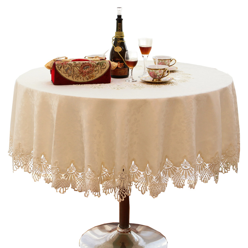 Oval Coffee Table Runner: Cloth Round Tablecloths Tablecloth Chair Sets Lace Oval