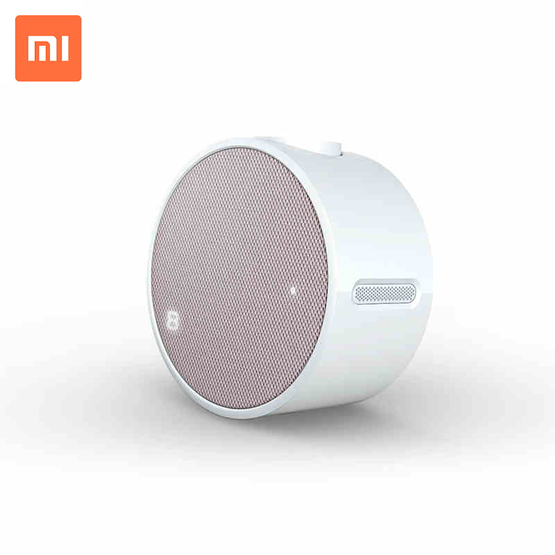 Original Original Xiaomi Mi Portable Mini Alarm Clock Speaker Bluetooth 4.1 Music Xiaomi Alarm Clock Control with for Smartphone mi 313 migix movement music купить дешево в китае