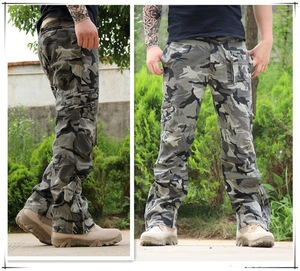 Image 5 - Tactical Pants 101 Airborne Casual Pants Khaki Paintball Plus Size Cotton Pockets Military Army Camouflage Cargo Pant For Men