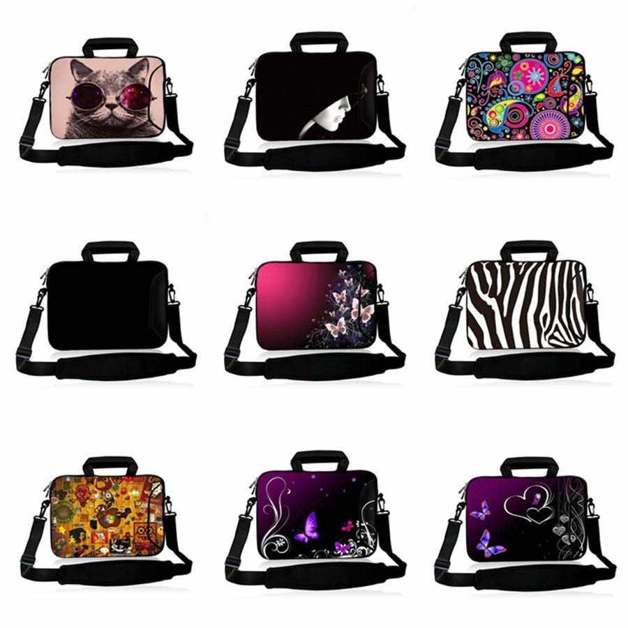 Сумка для ноутбука чехол для планшета 9,7 11,6 13,3 14,1 15,6 17,3 дюймов Тетрадь рукав портфель для ноутбука Asus hp acer lenovo Dell SB-3106