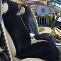 Car Seat Cover Seats Covers Fur Plush For Hyundai Genesis Getz Grand Starex I20 I30 I30
