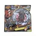 1 unids BBG16 DARK Knight Con Lanzador Beyblade Metal Fusion 4D Trompo Juguetes Para Navidad envío gratis BBG16