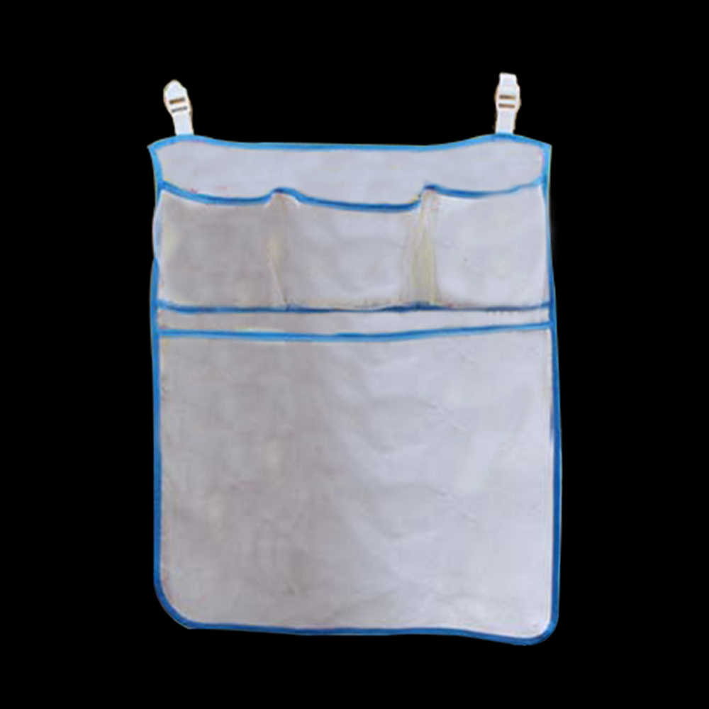 50*60 см детская кровать висячая сумка для хранения для кроватки Органайзер игрушка карман для пеленок для постельное для колыбели игрушка карман для пеленок для детская кроватка набор