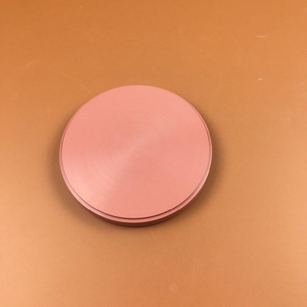 98*16mm qualité médicale CAD/CAM matériel PEEK rondelles Poly éther cétone polymère disque dentisterie PEEK
