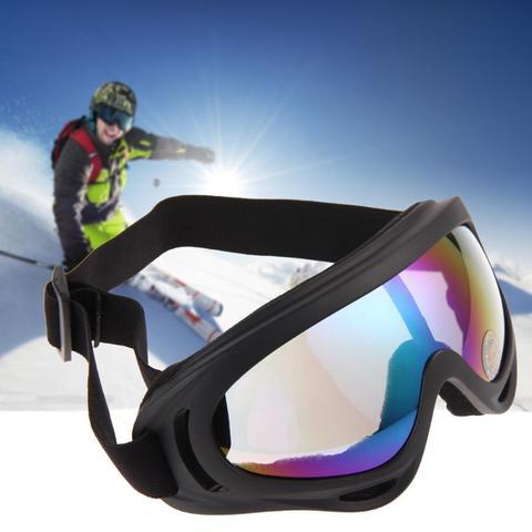 Winter Snow Sports Skiing Snowboard Sunglass Anti-fog Ski Goggles Windproof Glasses Outdoor Sports Skate Ski Sunglasses Eyewear Lahore
