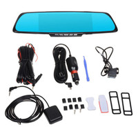 7 HD 1080P Car Camera Touch Screen Android 5 0 GPS Car Video Recorder WiFi Rearview