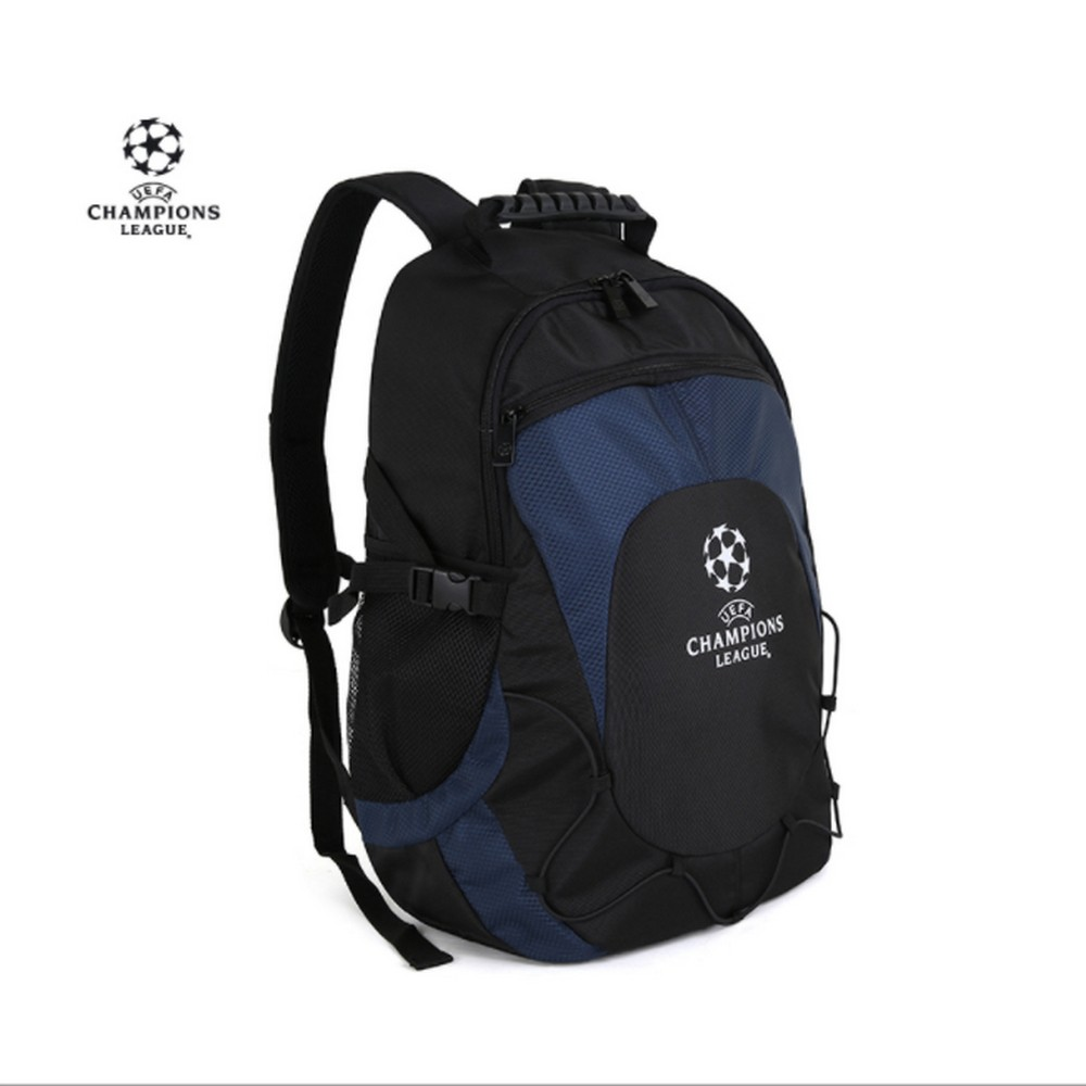 Champions League Inter Milan Outdoor Climbing Bags Men's Cycling Traveling Bag Bike Pack Trekking Durable Rucksack Daily Leisure