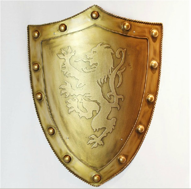 Europe Medieval Ancient Rome Warrior Shield Decorative wall shield ...