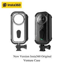 Новая версия Insta360 ONE X Venture чехол Insta 360 5 м водонепроницаемый корпус защитный чехол для Insta360 аксессуары