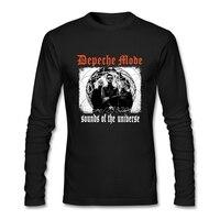 Depeche Mode T Shirt New Style Online High Quality Custom Long Sleeve Shirts