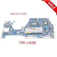 NOKOTION 5B20K41652 BYG43 NM A601 laptop motherboard For lenovo yoga 700 14ISK SR2EZ I7 6500U Geforce 940M Main board