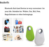 (10pcs)Remote Control Bluetooth anti lost devic smart tracker for wallet car kids pets bags suitcase belongs finder tags hot