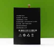 Original GIONEE Battery BL-N3200 For Gionee X817 battery free shipping+tools