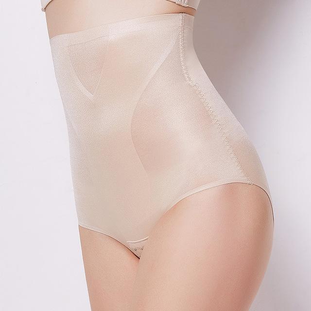 Mulheres de alta qualidade shorts de cintura alta body shaper tummy controle shapewear magro calças cuecas