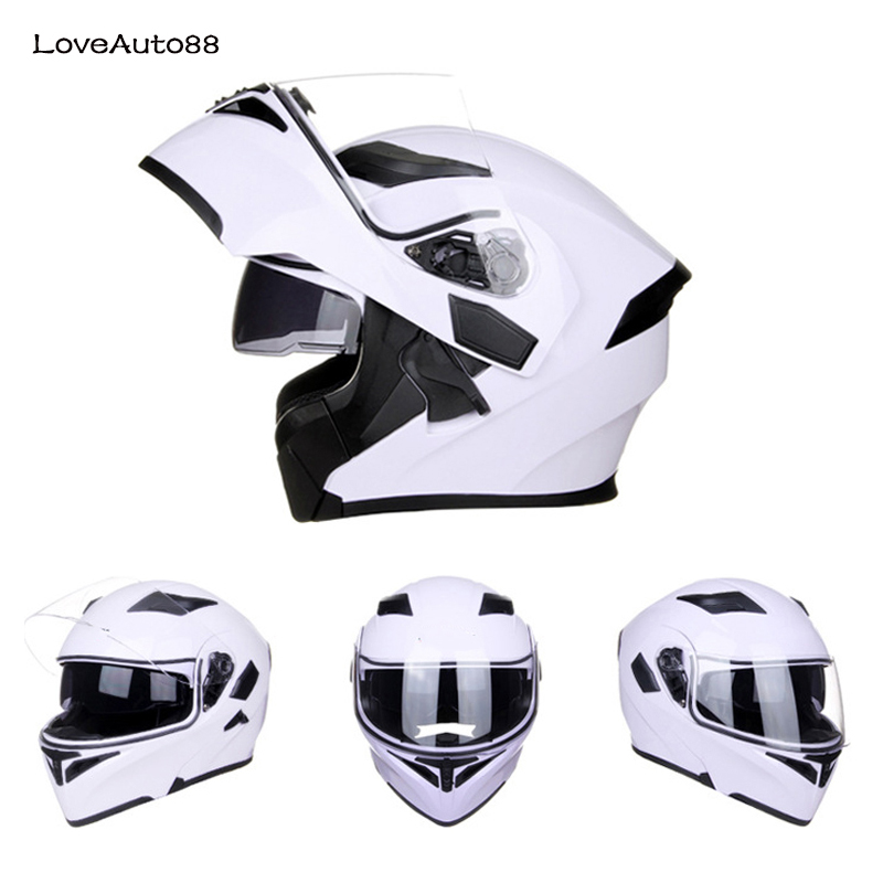 Image 2 - Full Face Motorcycle Helmet Professional Racing Helmet motorcycle Adult motocross Off Road Helmet unisex available DOT Approved-in Helmets from Automobiles & Motorcycles