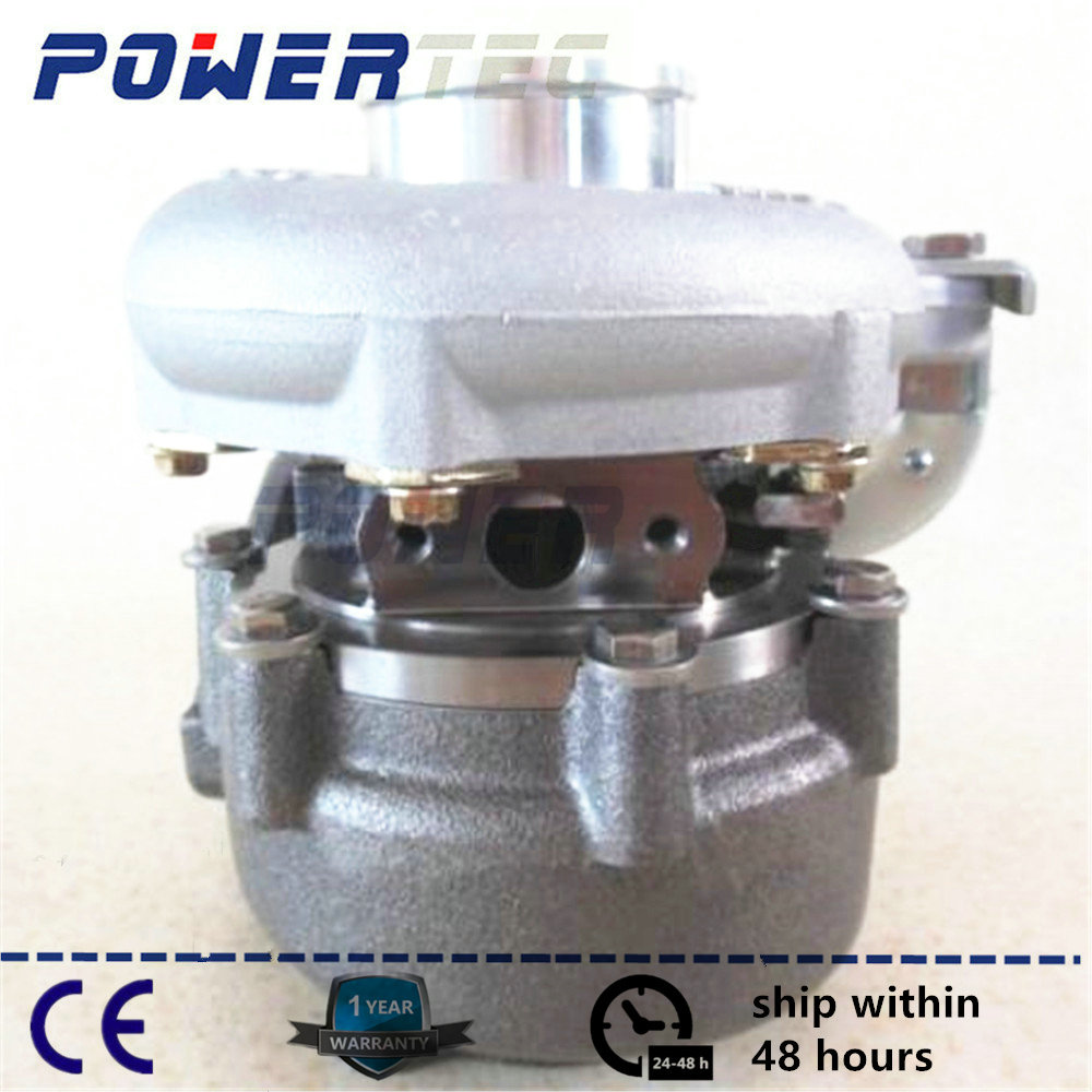 Complete Turbo Charger 28231-27810 NEW TF035 For Hyundai Santa Fe 2.2 CRDI D4EB 155 HP / 114 KW 2006- 49135-07312 2823127810