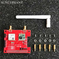 Long distance wireless 868 Mhz Lora and GPS Expansion Board for Pi