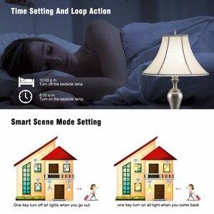 Image 4 - Nuova Versione Smart Home, Casa Intelligente Automazione Modulo Wifi Interruttore AC90 250V Universale Timer Interruttore di Comando A Distanza Via IOS Android 10A/2200 W